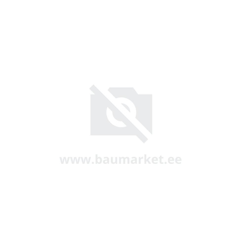 Küünal LUXO, D6.8xH9.5cm, valge metallik